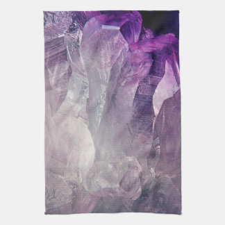 Crystal Core Abstract Kitchen Towel