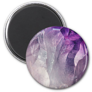 Crystal Core Abstract Magnet
