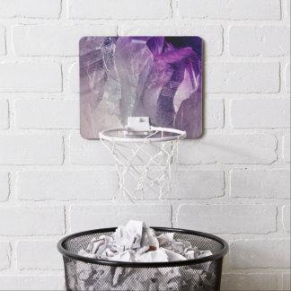 Crystal Core Abstract Mini Basketball Hoop