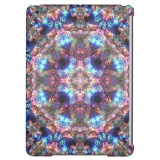 Crystal Cosmos Mandala iPad Air Cases