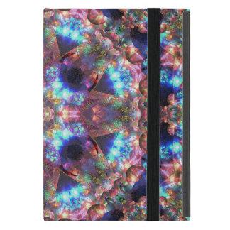 Crystal Cosmos Mandala iPad Mini Cases