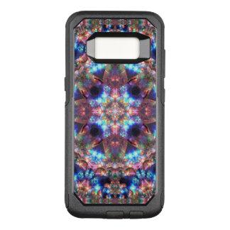 Crystal Cosmos Mandala OtterBox Commuter Samsung Galaxy S8 Case