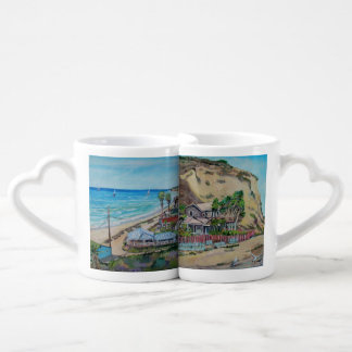 Crystal Cove Beach - Mug Set