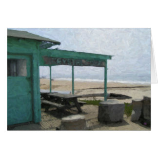 """""""Crystal Cove Shack"""" Note Cards"""