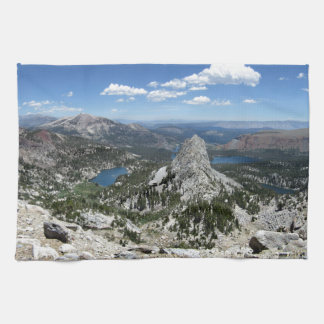 Crystal Crag Mammoth Lakes Basin Mammoth Crest Kitchen Towels
