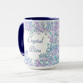 Crystal Diva Mug