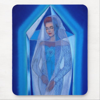 Crystal Dream Mouse Pad