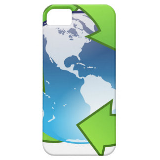 Crystal Earth Cycle of Life iPhone 5 Cases