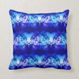 Crystal Elephant Throw Pillow