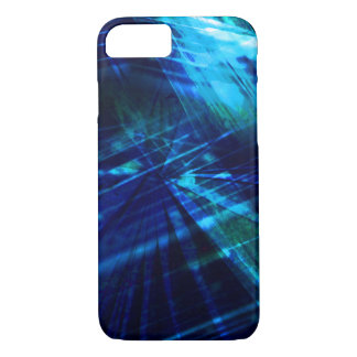 Crystal Explosion Abstract Glass Prism iPhone 7 Case