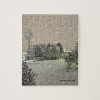 Crystal Falls, MI Puzzle