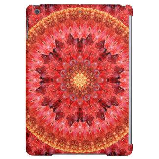 Crystal Fire Mandala Cover For iPad Air