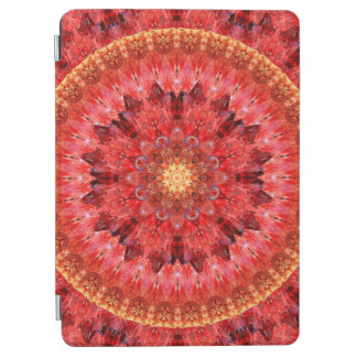 Crystal Fire Mandala iPad Air Cover
