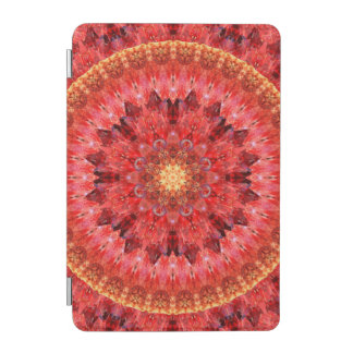 Crystal Fire Mandala iPad Mini Cover