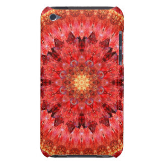 Crystal Fire Mandala iPod Touch Case-Mate Case
