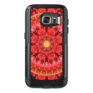 Crystal Fire Mandala OtterBox Samsung Galaxy S7 Case