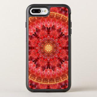 Crystal Fire Mandala OtterBox Symmetry iPhone 7 Plus Case