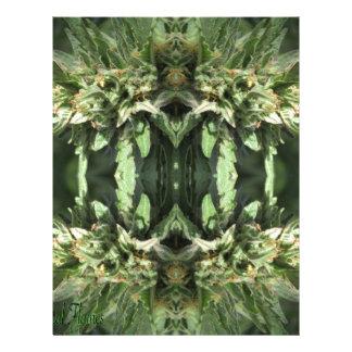 Crystal Flames 1 Letterhead