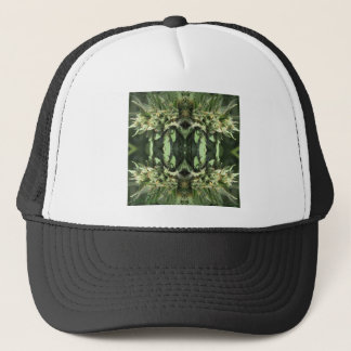 Crystal Flames 1 Trucker Hat