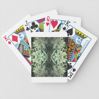 Crystal Flames 2 Bicycle Playing Cards