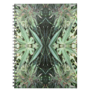 Crystal Flames 2 Notebook