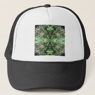 Crystal Flames 3 Trucker Hat