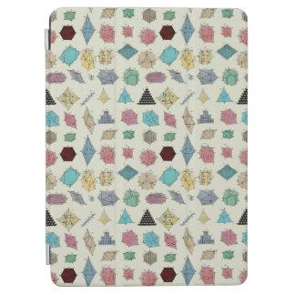Crystal Geometry iPad Air Cover