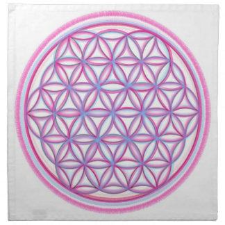 Crystal Grid Cloth Flower of Life