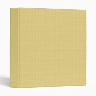 CRYSTAL Healing Graphics Yellow Golden Binder