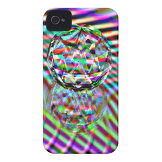 Crystal High Colours iPhone 4 Cover