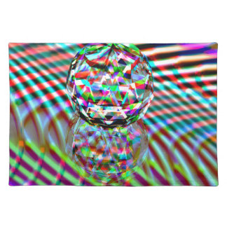 Crystal High Colours Placemat