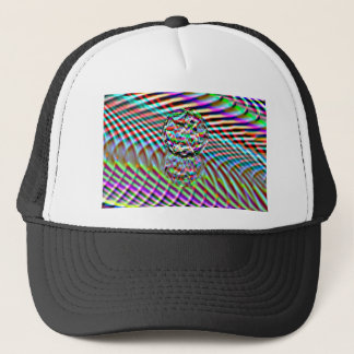 Crystal High Colours Trucker Hat