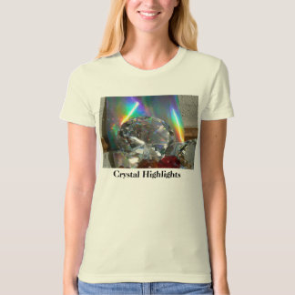 Crystal Highlights T-Shirt