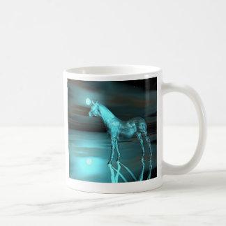 Crystal Horse Coffee Mug