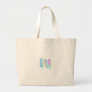 crystal large tote bag
