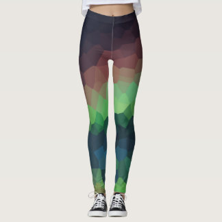 crystal leggings