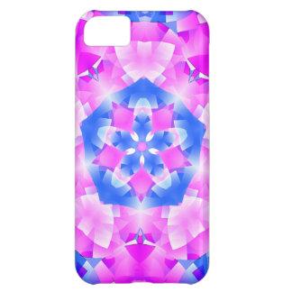 Crystal Light Mandala Case For iPhone 5C