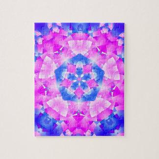 Crystal Light Mandala Puzzles