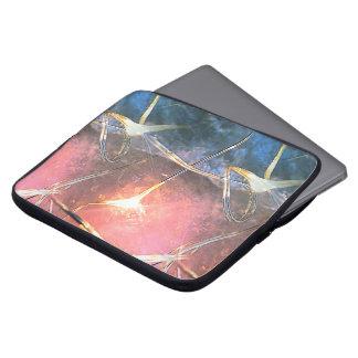 Crystal Lights Laptop Sleeve