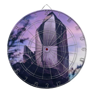 crystal lovers dartboard