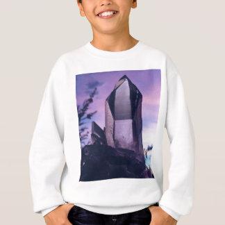 crystal lovers sweatshirt