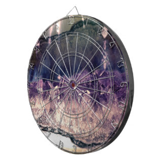 Crystal Magic Dartboard