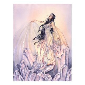 Crystal Magic Postcard