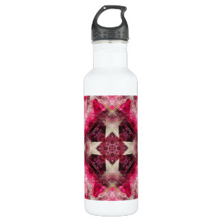 Crystal Matrix Mandala 710 Ml Water Bottle