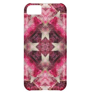 Crystal Matrix Mandala Case For iPhone 5C