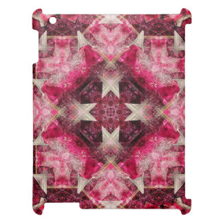 Crystal Matrix Mandala Case For The iPad