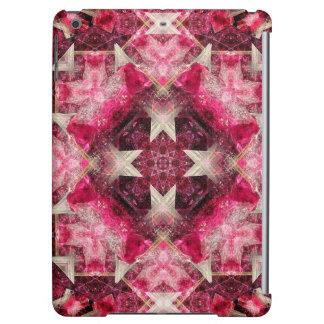 Crystal Matrix Mandala iPad Air Cases