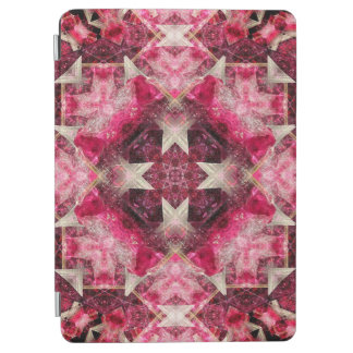 Crystal Matrix Mandala iPad Air Cover