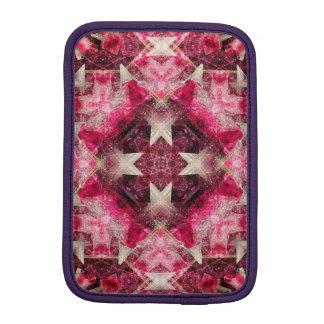 Crystal Matrix Mandala iPad Mini Sleeve