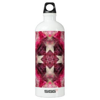 Crystal Matrix Mandala Water Bottle
